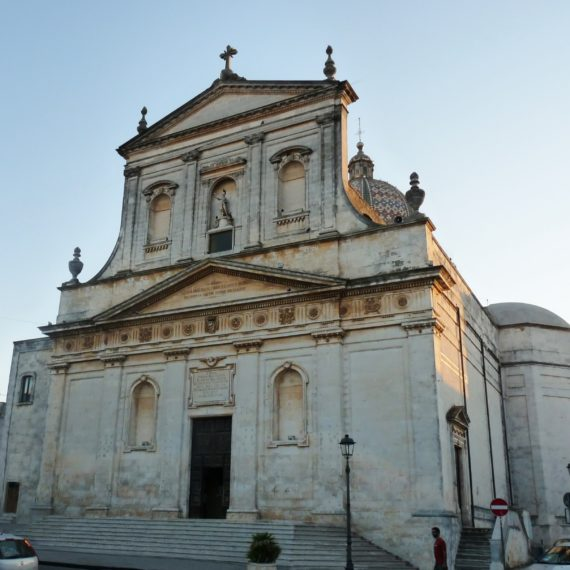 Chiesa di S.Rocco - Ceglie Messapica